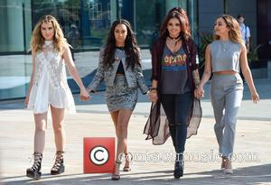 Little Mix, Perrie Edwards, Jade Thirlwall, Jesy Nelson and Leigh-anne Pinnock