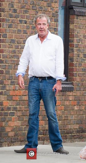 Jeremy Clarkson - Jeremy Clarkson out and about in Notting Hill - London, United Kingdom - Monday 6th July 2015