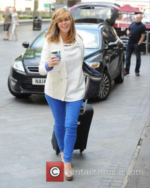 Kate Garraway - Kate Garraway seen out and about in London - London, United Kingdom - Monday 6th July 2015