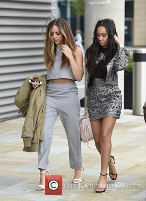 Little Mix, Jade Thirwall and Leigh Anne Pinnock