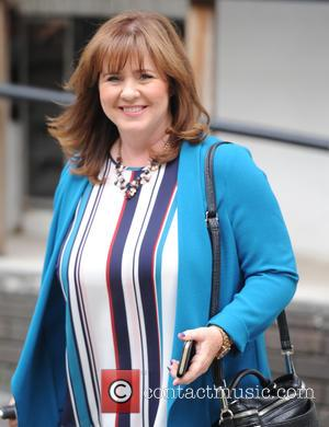 Coleen Nolan - 'Loose Women' cast leaving ITV Studios - London, United Kingdom - Monday 6th July 2015