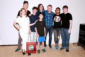 Emily Cass Mcdonnell, Peter Mark Kendall, Paul Iacono, Zane Pais, Bradley Fong, Sea Mchale, Tony Revolori and Jack Difalco