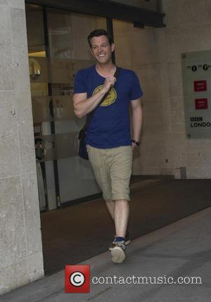 Matt Baker - Alex Jones and Matt Baker leave 'The One Show' - London, United Kingdom - Monday 6th July...