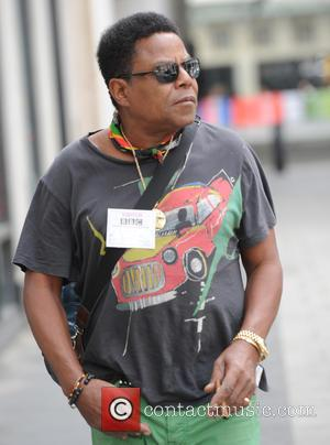 Tito Jackson - Tito Jackson seen leaving BBC Radio studios in London - London, United Kingdom - Monday 6th July...