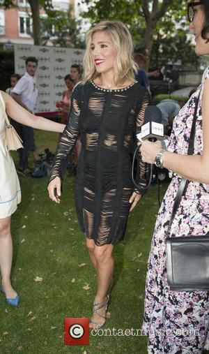 Elsa Pataky - Delivery models ELLE awards gourmet at the Italian Embassy in Madrid - Madrid, Spain - Monday 6th...