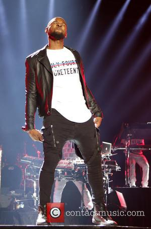 Usher Secretly Weds - Report
