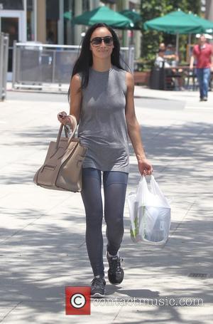 Cara Santana - Cara Santana out and about in Los Angeles - Los Angeles, California, United States - Monday 6th...
