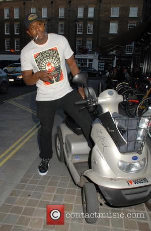 Dave Chappelle - Celebrities at the Chiltern Firehouse - London, United Kingdom - Tuesday 7th July 2015