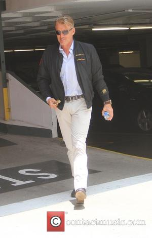 Dolph Lundgren - Dolph Lundgren out and about running errands in Beverly Hills - Los Angeles, California, United States -...