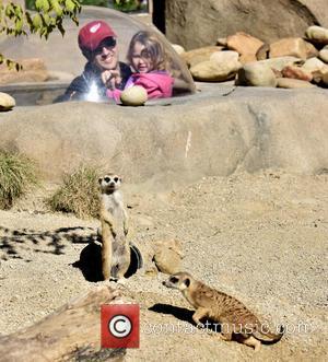 Mandatory credit: Jeff McCurry/Cincinnati Zoo/WENN.com - Cincinnat, Ohio, United States - Tuesday 7th July 2015