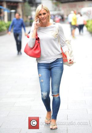 Jenni Falconer - Jenni Falconer seen out and about in London - London, United Kingdom - Tuesday 7th July 2015