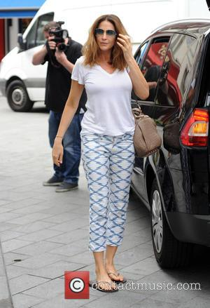 Lisa Snowdon - Lisa Snowdon at Global House - London, United Kingdom - Tuesday 7th July 2015