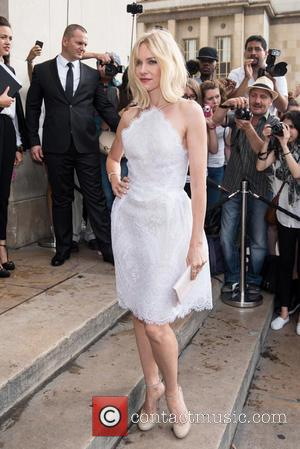 Naomi Watts - Paris Fashion Week - Emporio Armani - Arrivals - Paris, France - Tuesday 7th July 2015