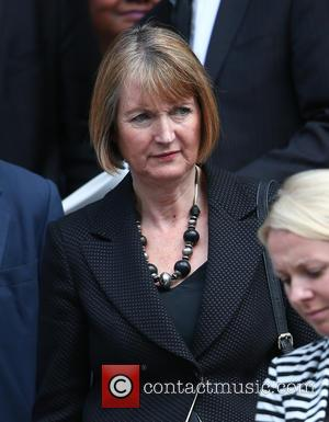 Harriet Harman MP - Prince Andrew, Duke of York, Prime Minister David Cameron and Mayor of London Boris Johnson attend...