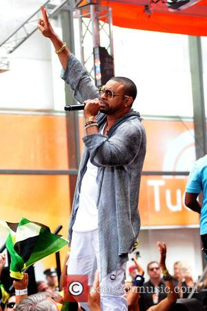 Shaggy - Shaggy performing live on the 'Today' show summer concert series - NY, New York, United States - Tuesday...