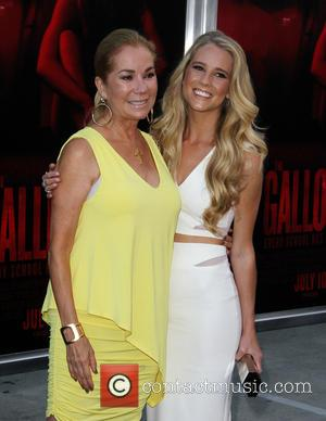 Kathie Lee Gifford and Cassidy Gifford