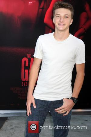Jake Short - Premiere of 'The Gallows' at Hollywood High School - Arrivals at Hollywood High School - Los Angeles,...