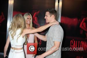 Cassidy Gifford, Lauren Scruggs and Jason Kennedy
