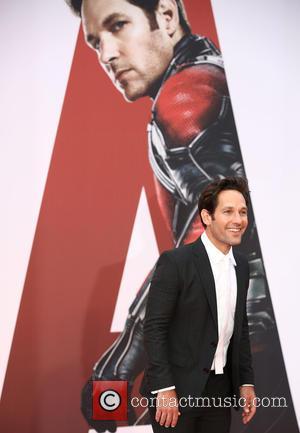Paul Rudd - Marvel's