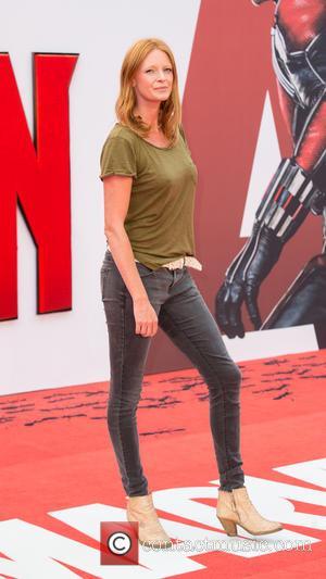Olivia Inge - The European Premiere of Marvel's: