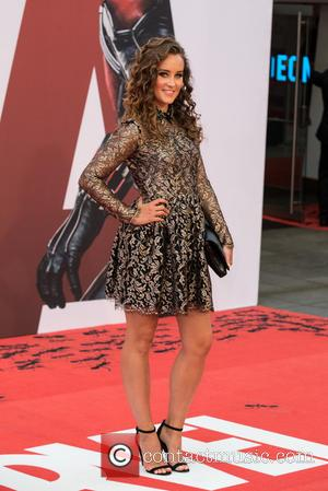 April Pearson - The European Premiere of Marvel's: