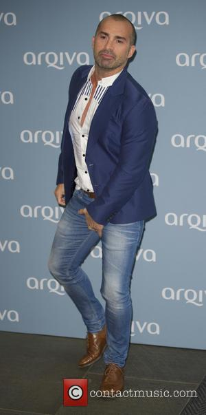 louie spence - Arqiva Awards - Arrivals - London, United Kingdom - Wednesday 8th July 2015