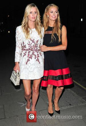 Nicky Hilton and Paris Hilton - Paris Hilton and her sister Nicky Hilton are joined by their mother Kathy Hilton...