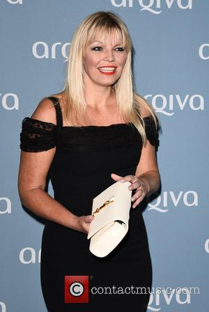 Kate Thornton - Arqiva Commercial Radio Awards at the Roundhouse - Arrivals at Roundhouse, Camden - London, United Kingdom -...