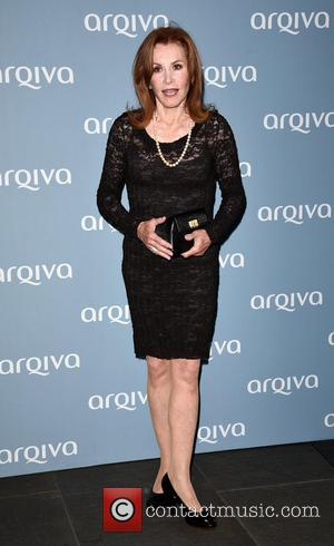 Stefanie Powers - Arqiva Commercial Radio Awards at the Roundhouse - Arrivals at Roundhouse, Camden - London, United Kingdom -...