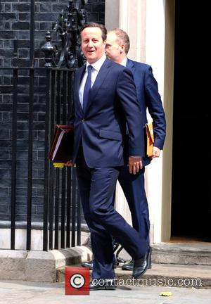David Cameron - David Cameron outside Downing Street on Summer Budget Day 2015 - London, United Kingdom - Wednesday 8th...