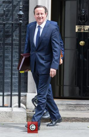 David Cameron - David Cameron outside 10 Downing Street on the day of the Summer Budget 2015 at Downing Street...