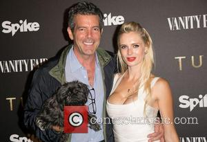 Guy J. Louthan and Guest - Vanity Fair and Spike TV celebrate the premiere of the new series 'TUT' held...