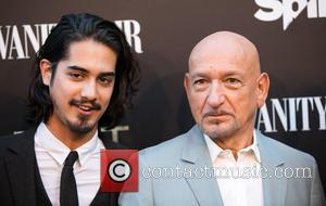 Avan Jogia and Sir Ben Kingsley