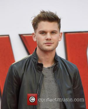 Jeremy Irvine - 'Ant-Man' Premiere at the Odeon Leicester Square at W1, Odeon Leicester Square - LONDON, United Kingdom -...