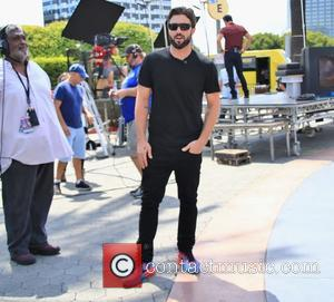 Brody Jenner - appearance on Extra! at Universal Studios Hollywood - Los Angeles, California, United States - Thursday 9th July...