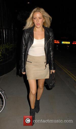 Ellie Goulding Fuels Bond Theme Rumours