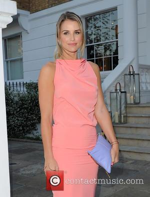 Vogue Williams - ITV Summer Party at a private address in West London - Arrivals - London, United Kingdom -...