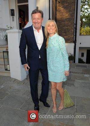 Piers Morgan - ITV Summer Party at a private address in West London - Arrivals - London, United Kingdom -...