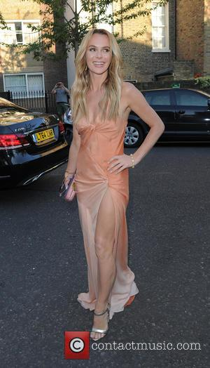 Amanda Holden - ITV Summer Party at a private address in West London - Arrivals - London, United Kingdom -...