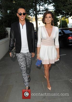 Bobby Norris and Jessica Wright