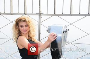 Tori Kelly - Tori Kelly promotes her album 'Unbreakable Smile' at the Empire State Building - New York City, New...