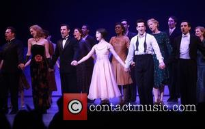 Jill Paice, Max Von Essen, Leanne Cope, Robert Fairchild and Brandon Uranowitz