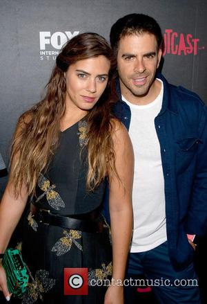 Lorenza Izzo and Eli Roth - San Diego Comic-Con International 2015 - Outcast bash held at the Andaz Hotel Rooftop...