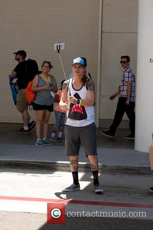 Jason Mewes - Celebrities at Comic Con in San Diego - San Diego, California, United States - Thursday 9th July...