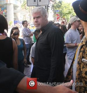 Ron Pearlman - Celebrities at Comic Con in San Diego - San Diego, California, United States - Thursday 9th July...