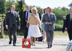 Atmosphere, Duchess Of Cornwall, Camilla and Prince Charles