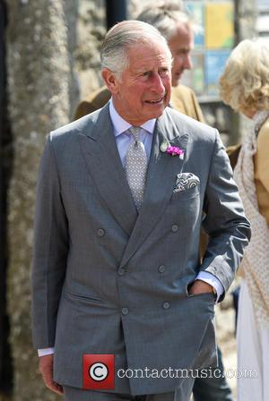 Prince Charles - The Prince of Wales and The Duchess of Cornwall tour 'Humble by Nature', a working organic farm...