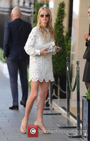 Nicky Hilton - Nicky Hilton out and about in London ahead of her wedding to James Rothschild on Friday (10July15)....