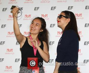 Charli XCX - Charli XCX has a meet and greet with fans at Kempton Park Racecourse during Education First's Summeranza...