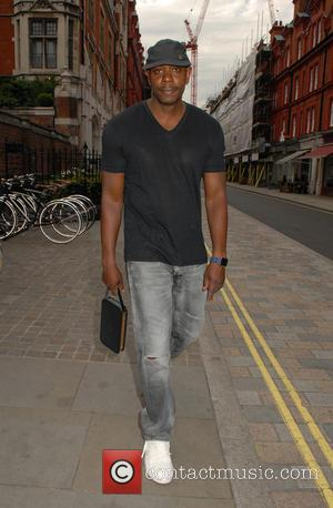 Dave Chappelle - Celebrities at Chiltern Firehouse in Marylebone - London, United Kingdom - Friday 10th July 2015